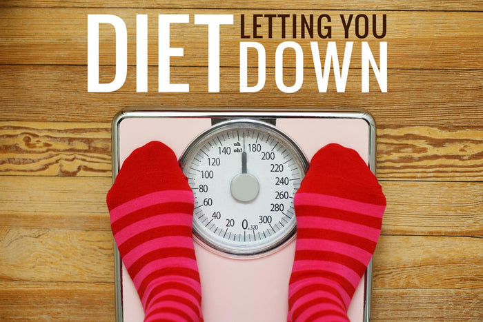 Why your diet keeps letting you down