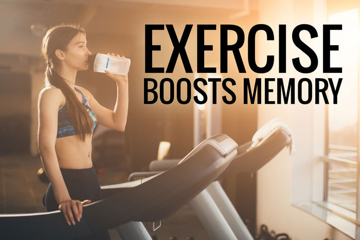 Exercise boosts long-term memory