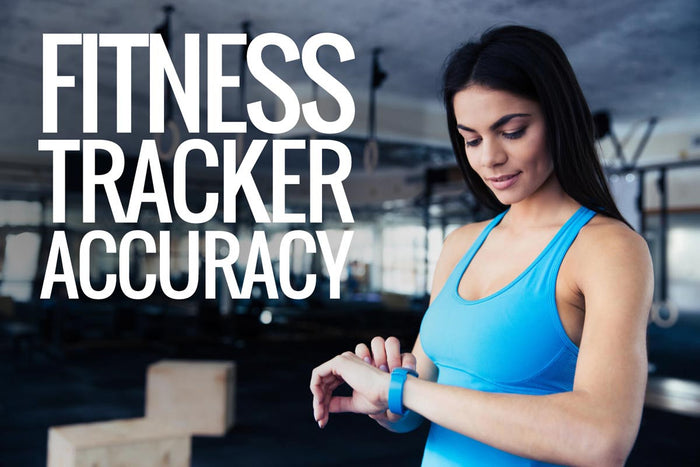 Fitness trackers are not as accurate as you might think