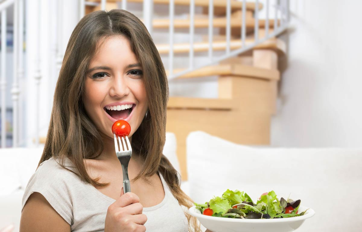 Top tips for making your healthy diet stick