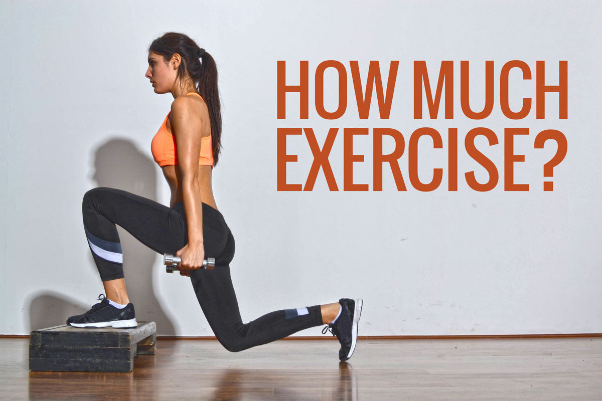 How Much Exercise Do You Really Need forecast