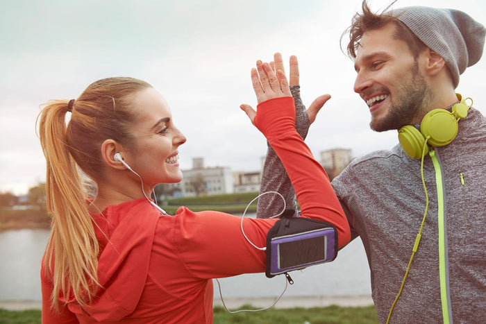 Use rewards to make working out a habit