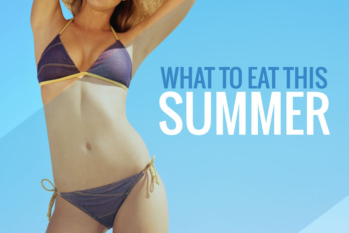 What you should be eating to lose weight this summer