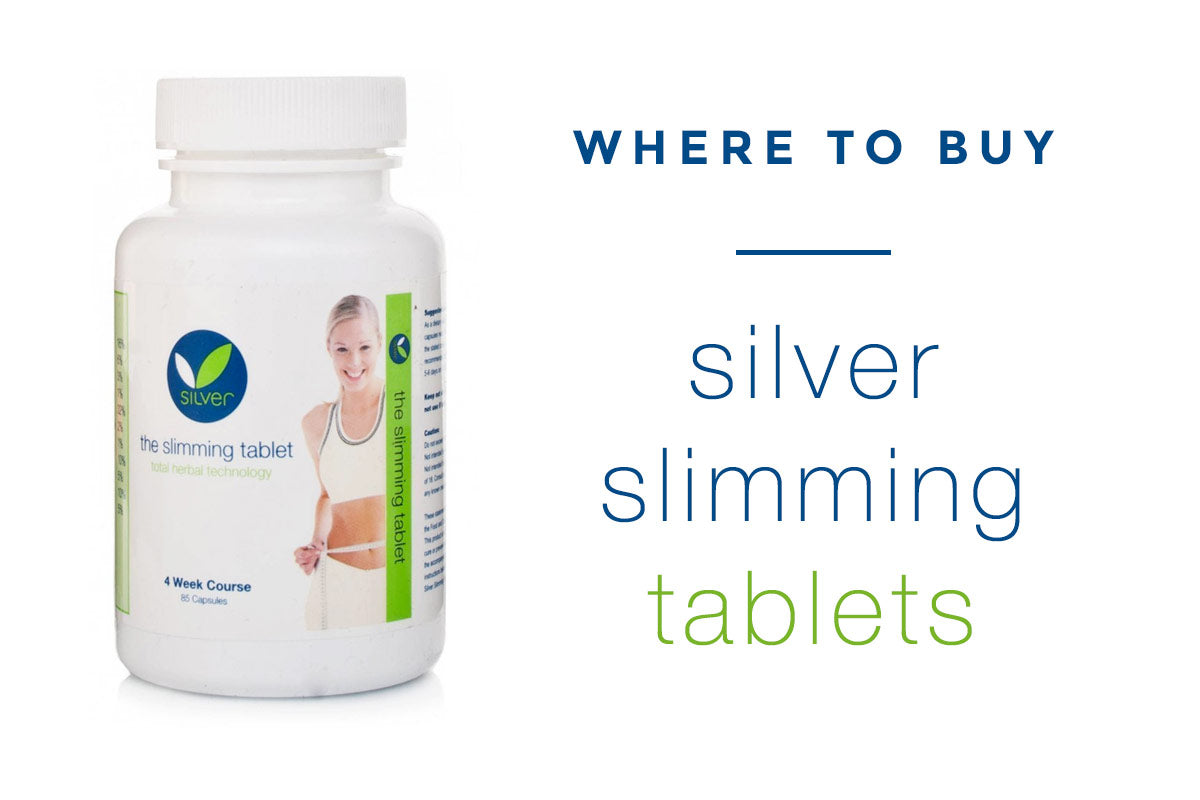 Where to Buy Silver Slimming Tablets