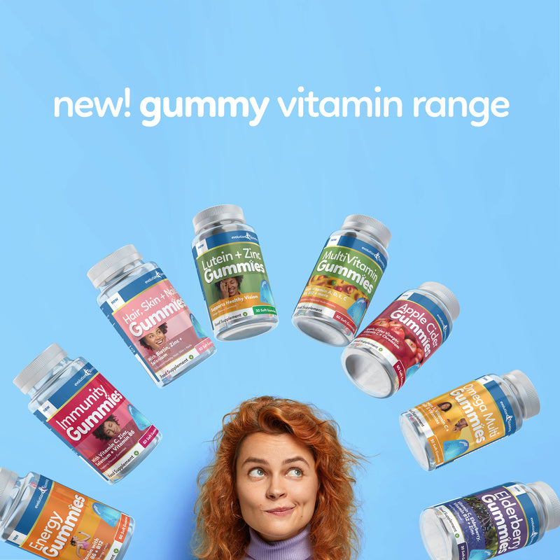 Gummy Vitamin Supplements