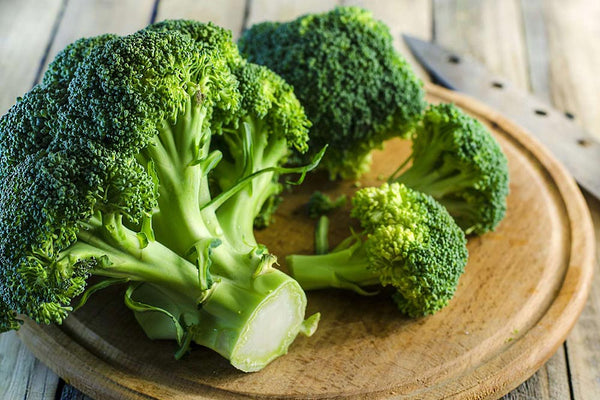 Broccoli for prostate health