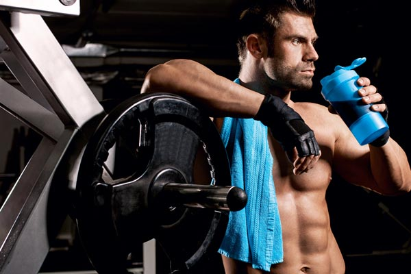 Sports Supplements for muscle gains