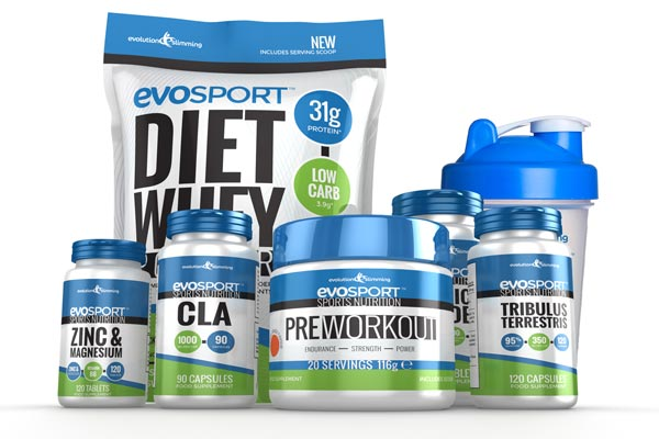 EvoSport Sports Supplements
