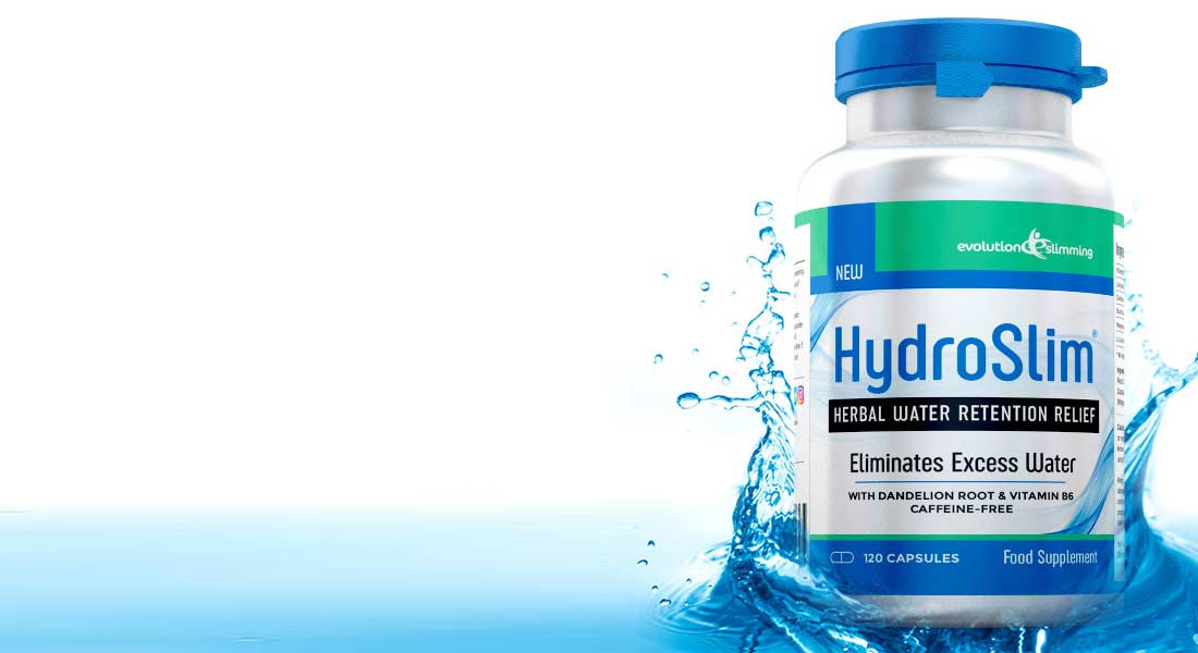 HydroSlim Water Retention Supplement