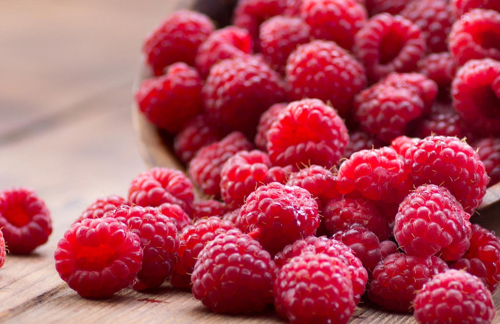 Raspberry Ketone from raspberries