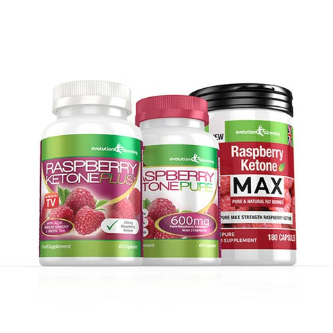 Raspberry Ketone Product Range