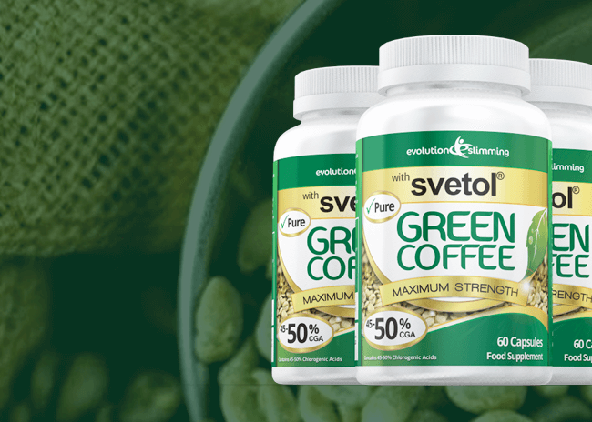 Svetol Green Coffee Bean