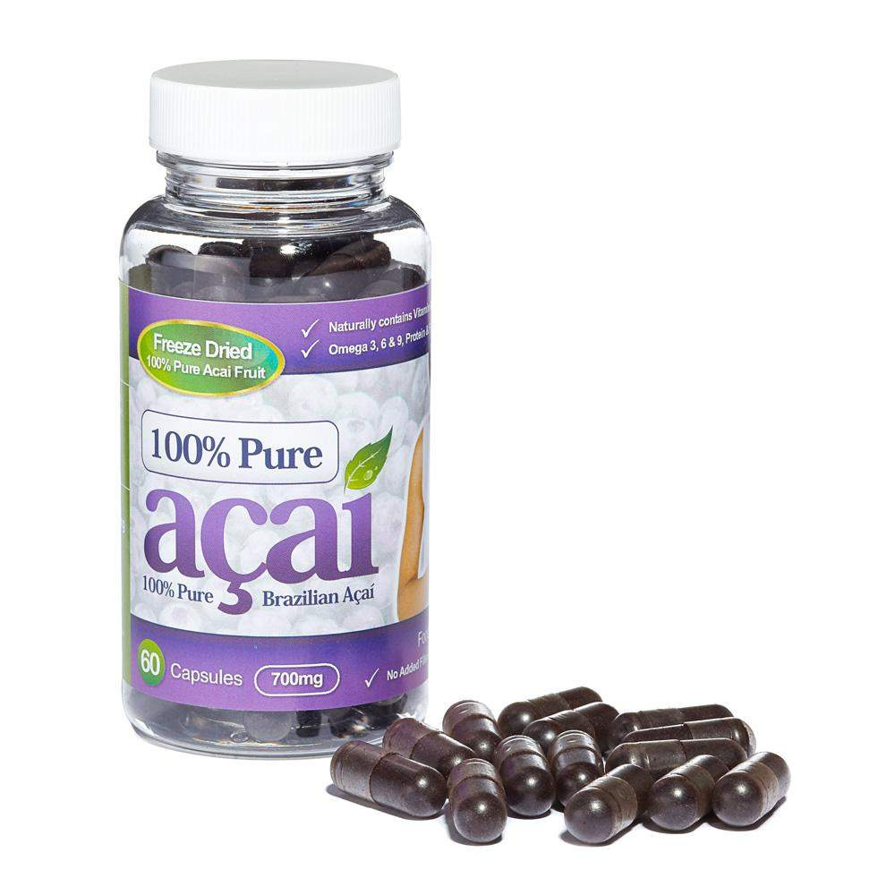 Acai Berry Amp Acai Plus Antioxidant Weight Loss Combo