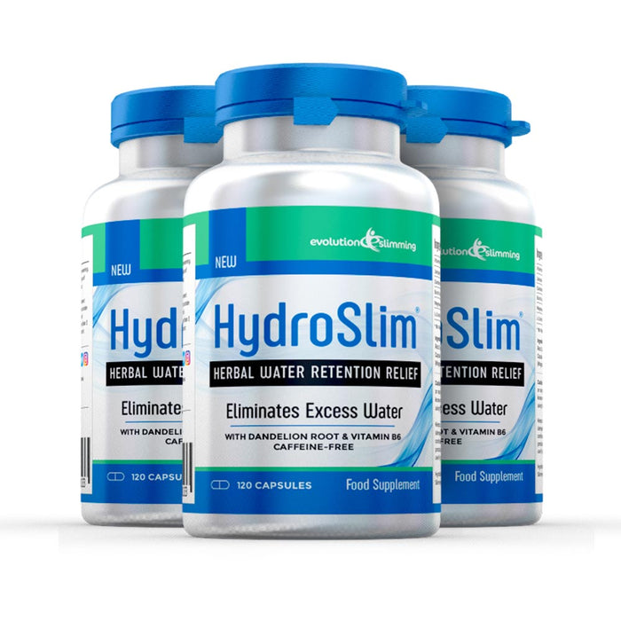 HydroSlim® Herbal Water Retention Relief Capsules