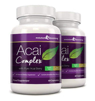 Acai Berry Complex 455mg 2 Month Supply