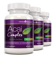 Acai Berry Complex 455mg 3 Month Supply