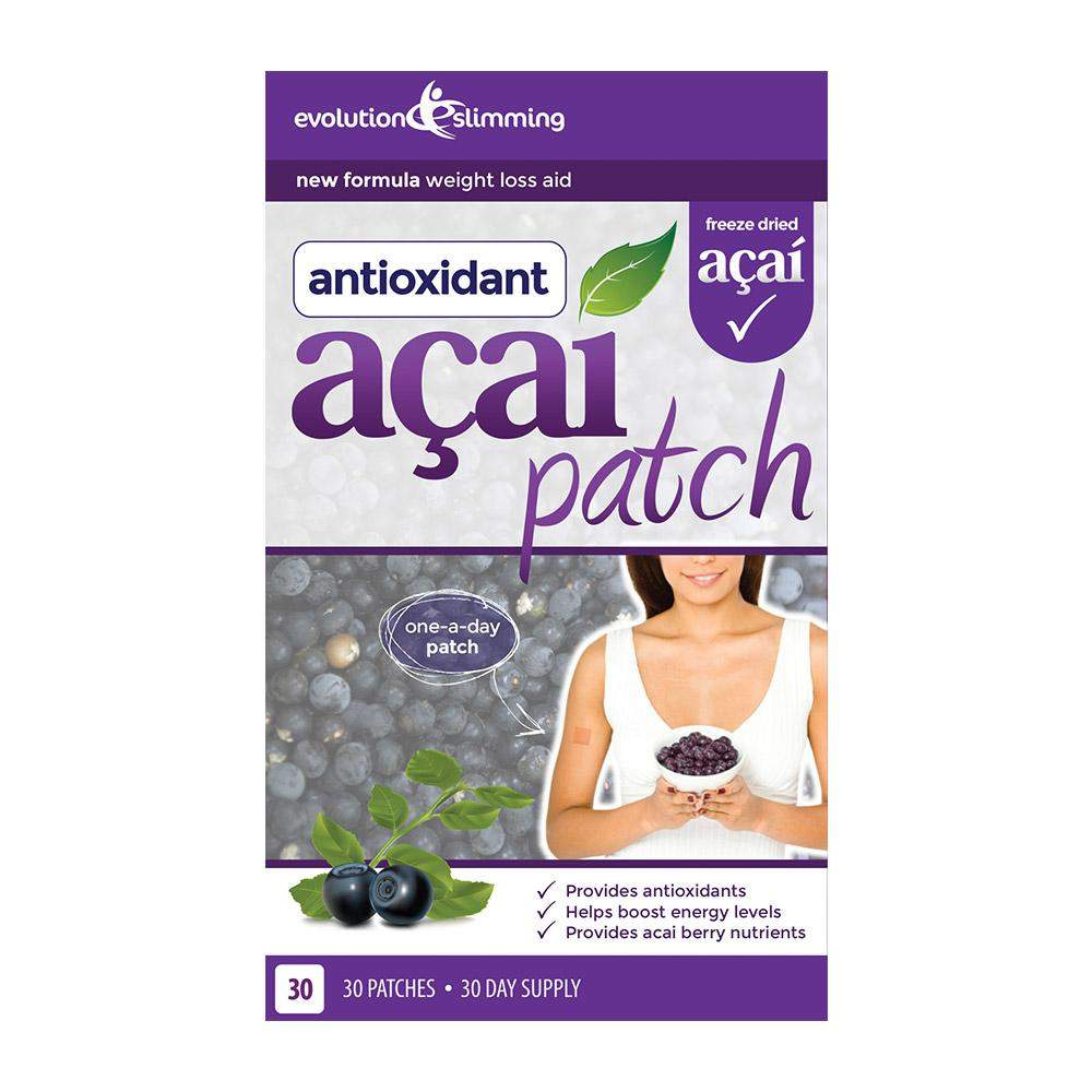 Acai Berry Diet Patch