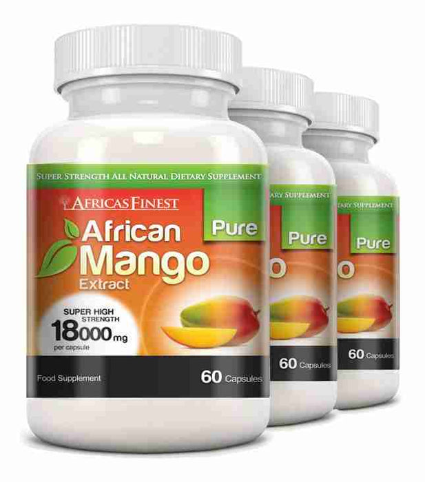 African Mango Supplement 3 Month's Supply