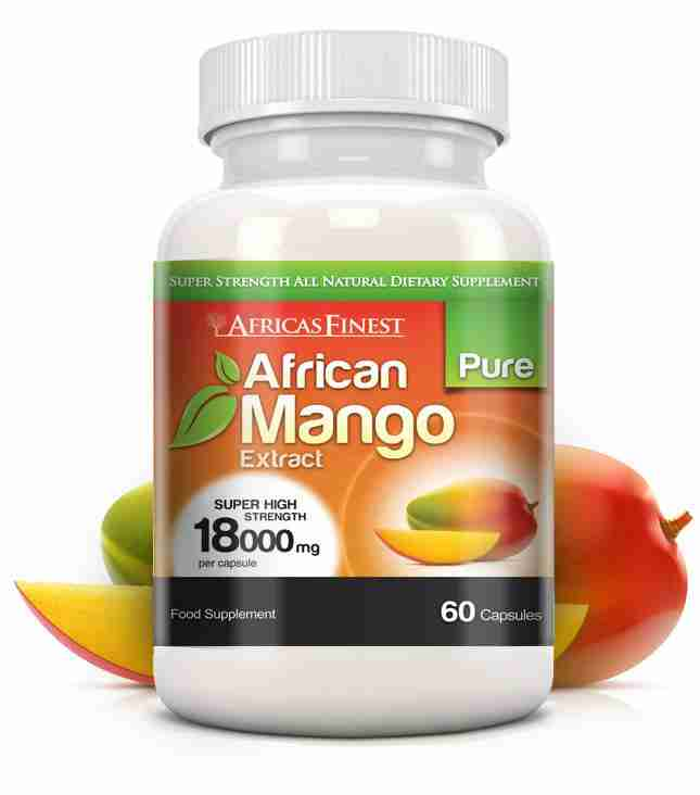 Africa's Finest African Mango Supplement