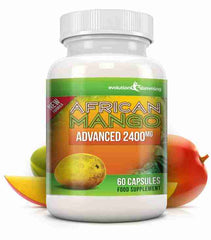 African Mango Extract 18 000mg High Strength Superfruit Capsules