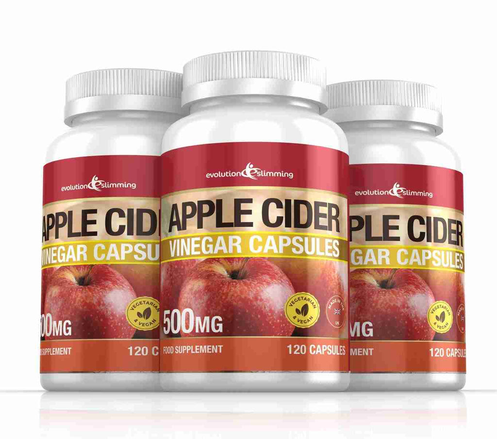 Apple Cider Vinegar Capsules - Weight Loss Supplement