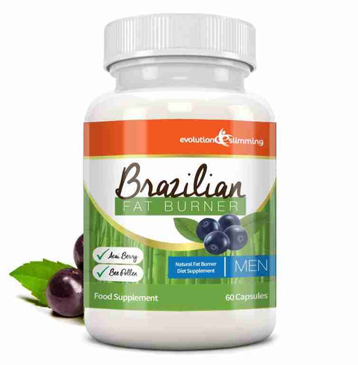 Brazilian Fat Burner for Men