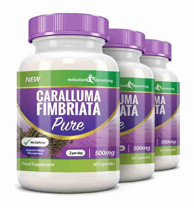 Caralluma Fimbriata Pure 500mg