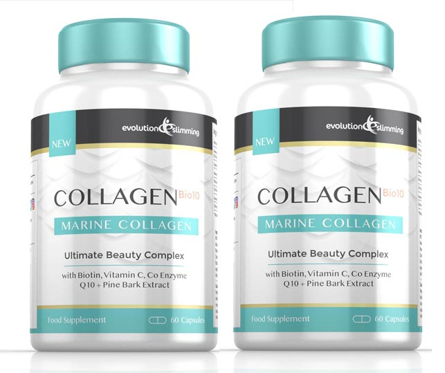 Marine Collagen 120 Capsules