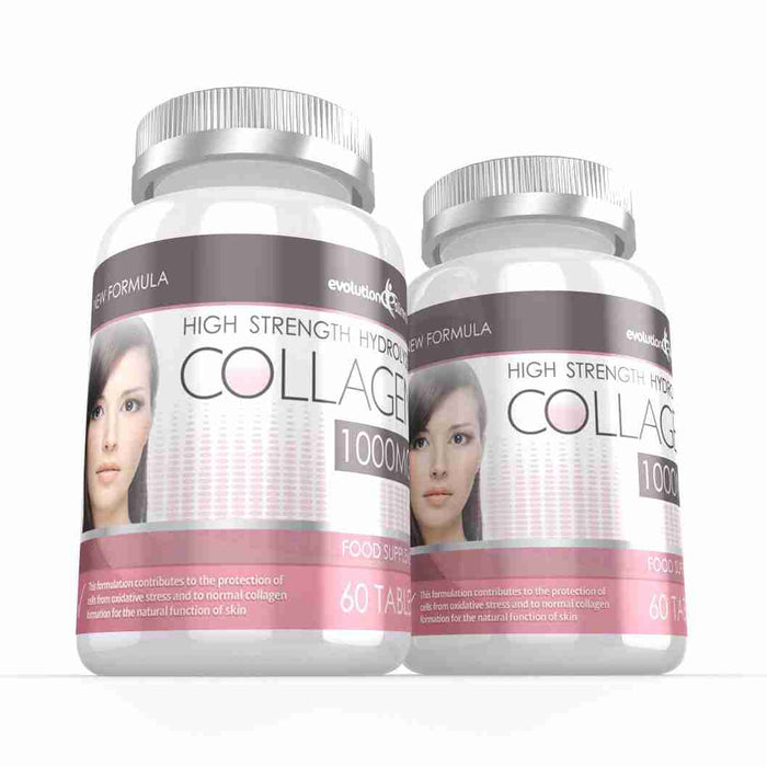 Collagen Tablets for Hair, Skin & Nails
