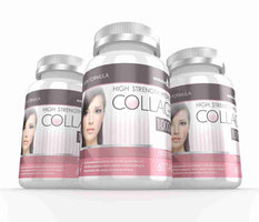 3 Month Supply of Collagen Tablets