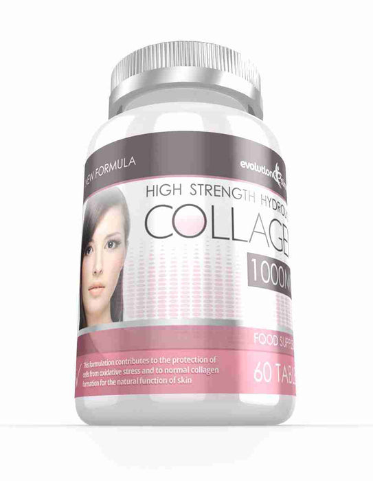 Hydrolysed Collagen Tablets