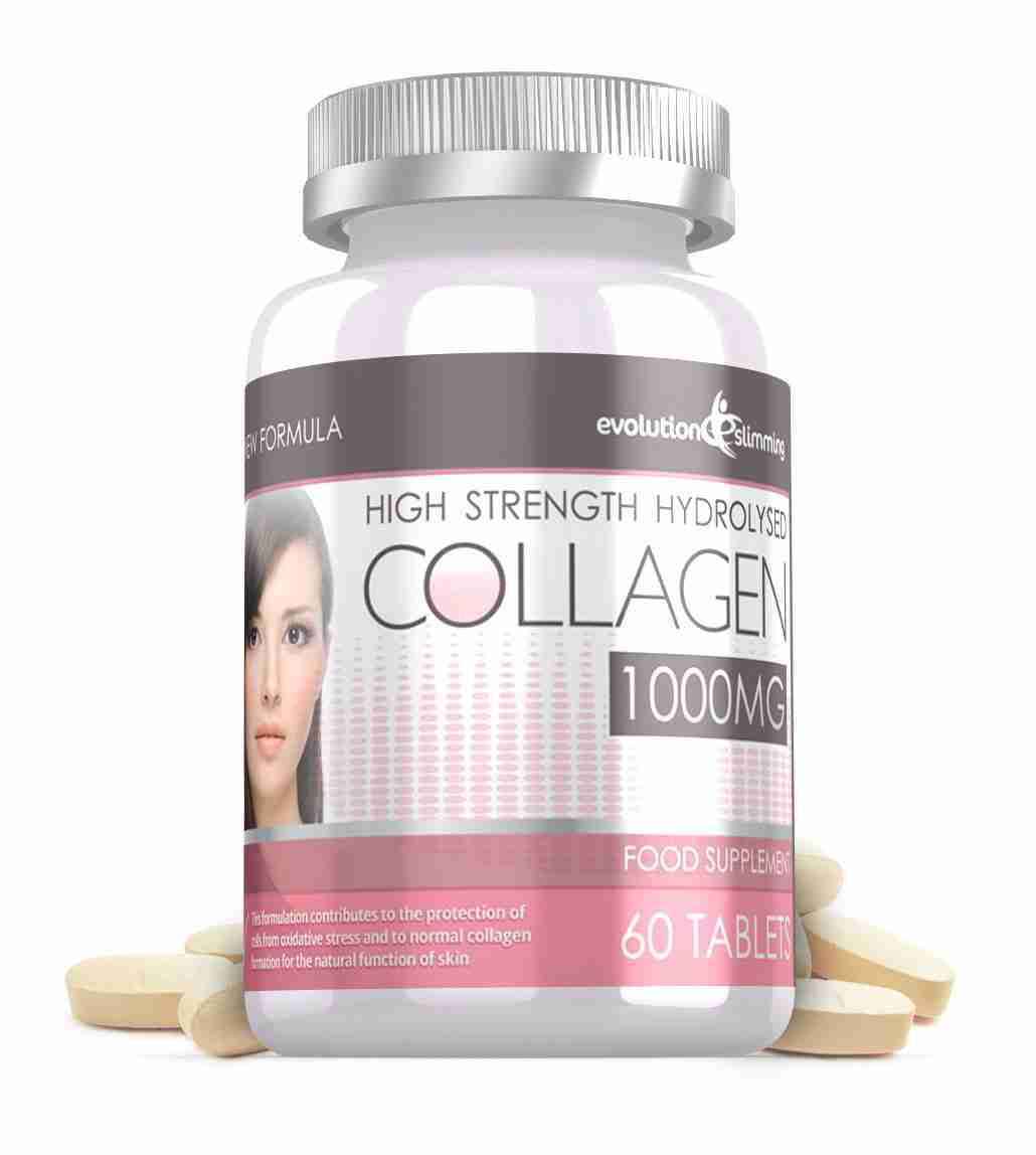 Collagen Tablets with Vitamin C