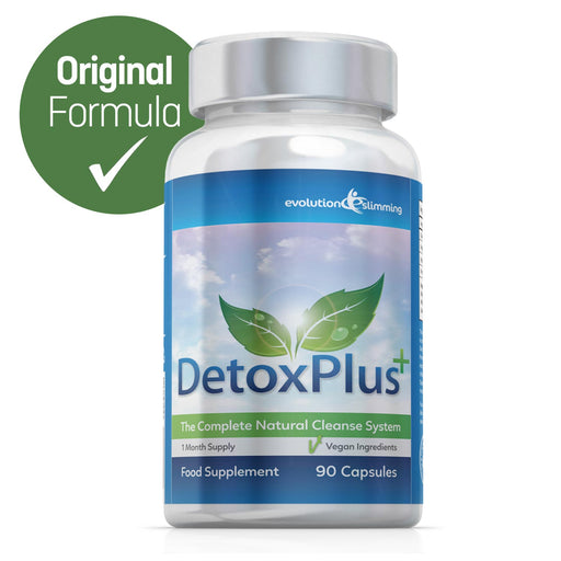 Detox Plus Colon Cleansing Supplement