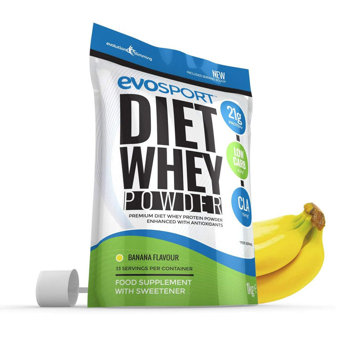 Diet Whey Protein Banana