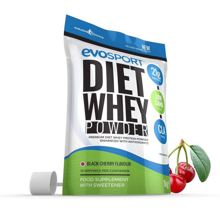 Diet Whey Protein Black Cherry
