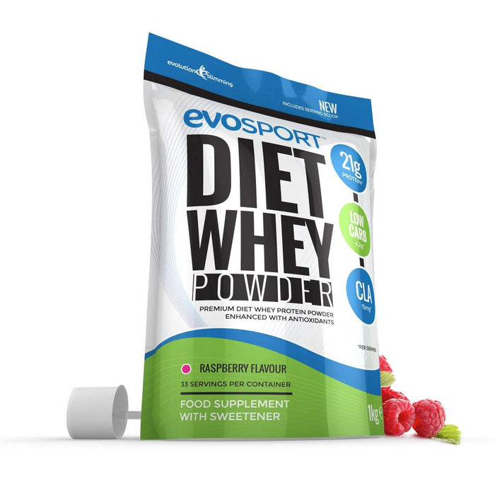 Diet Whey Protein Raspberry