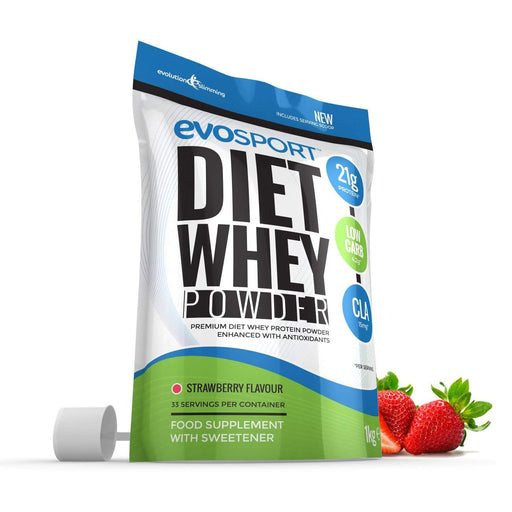 Diet Whey Protein Strawberry