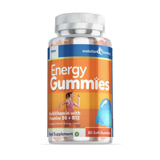 Energy Gummy Multivitamins