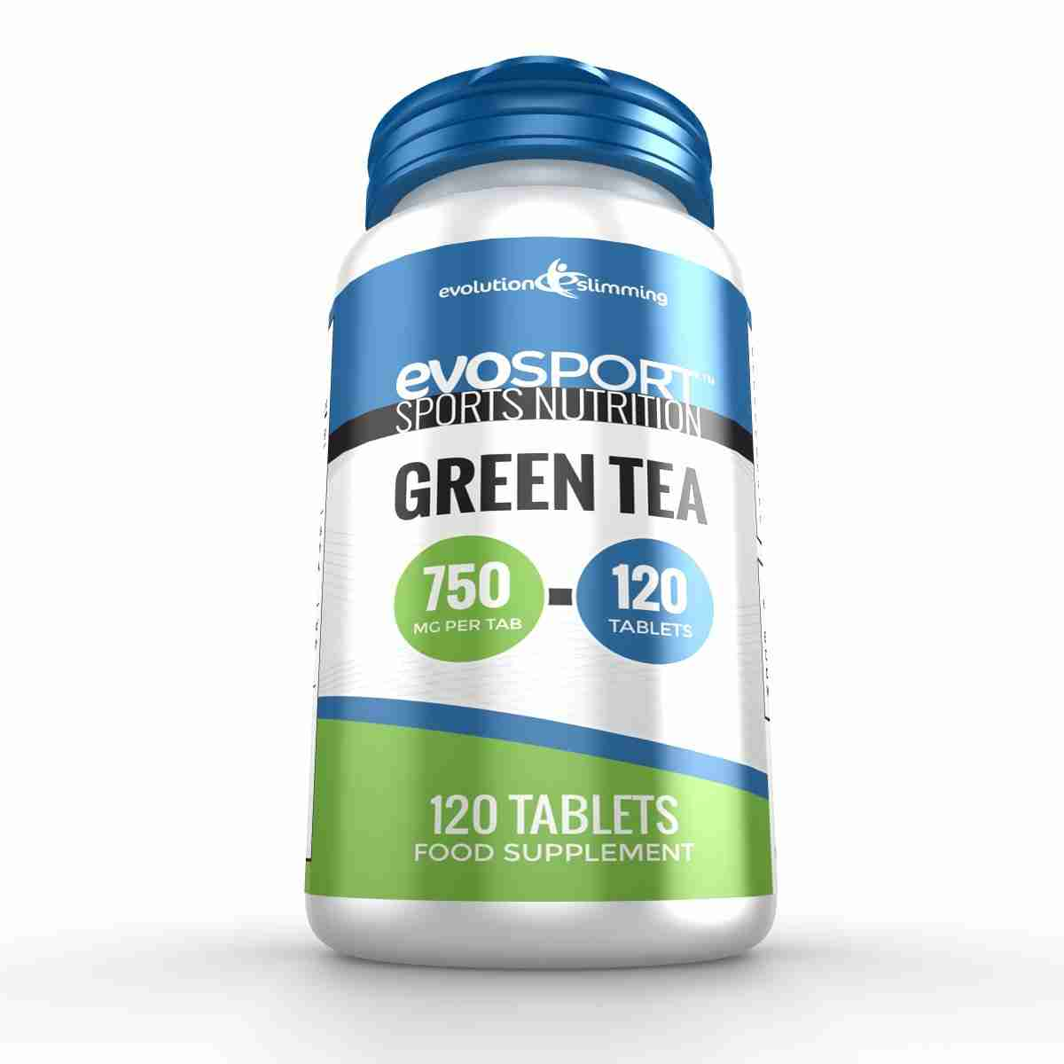 EvoSport Green Tea Tablets
