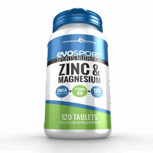 Zinc & Magnesium ZMA Supplement