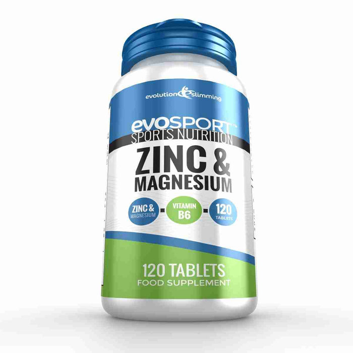 Zinc and Magnesium Supplement