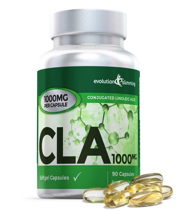 CLA Capsules for Weight Loss