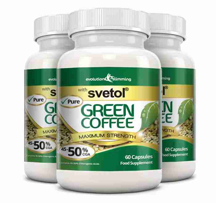 3 Month Supply of Green Coffee Bean Extract