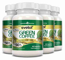 Svetol Green Coffee Bean Weight Loss