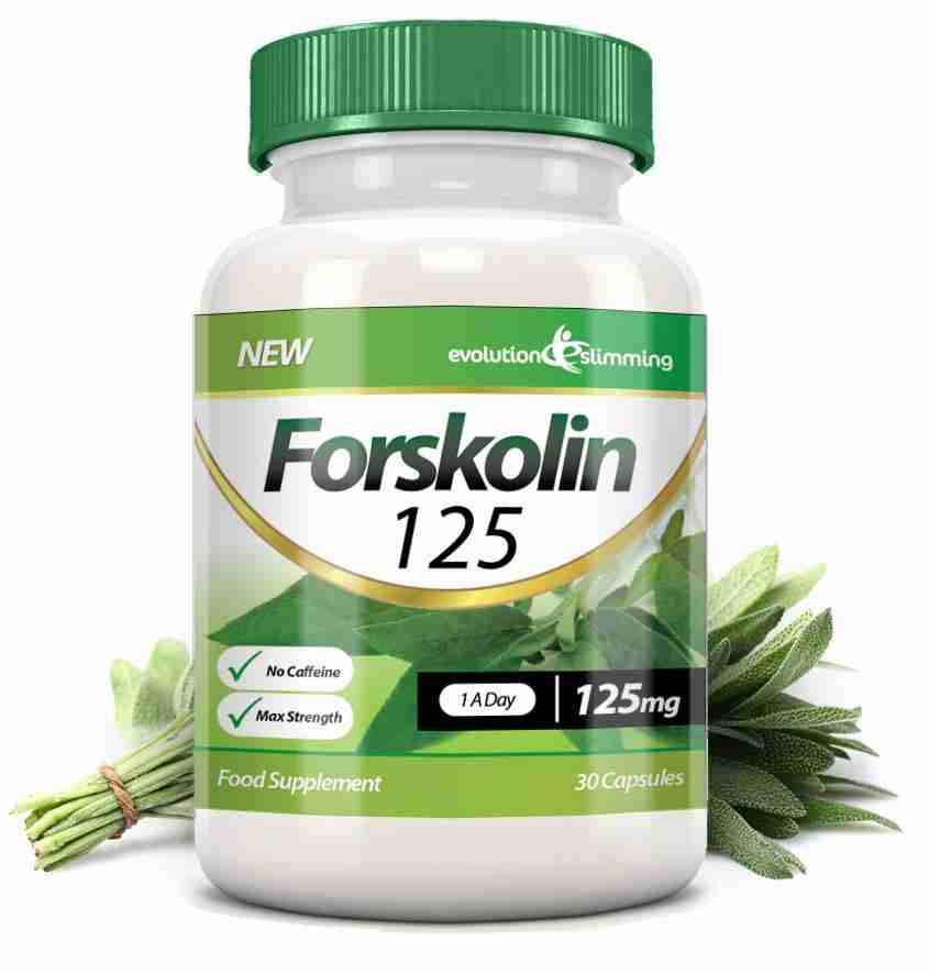 Forskolin Capsules High Strength Fat Burn Amp Weight Loss
