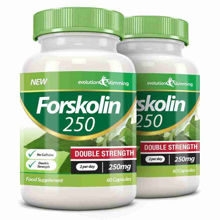 Forskolin 250 2 Bottles