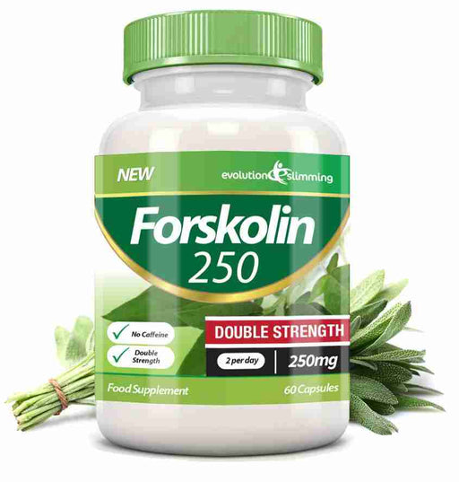 Forskolin Weight Loss Supplement 250mg