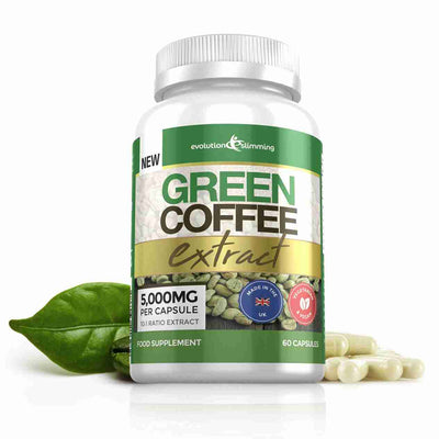 Green Coffee Bean Extract 5,000mg