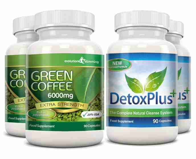 Green Coffee Colon Cleanse Pack 2 Month Supply