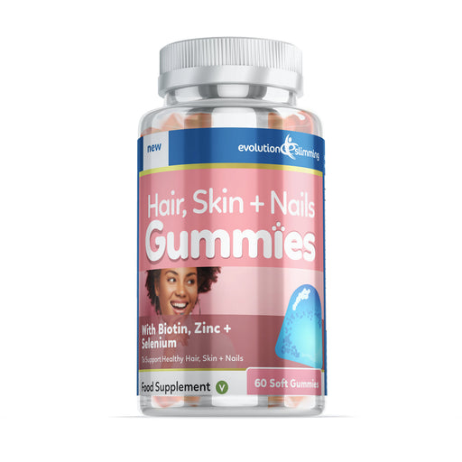 Hair, Skin & Nails Gummy Vitamins